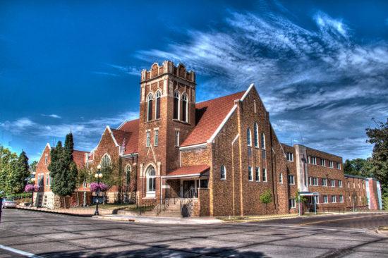 Grace Lutheran Church, Eau Claire, Wisconsin