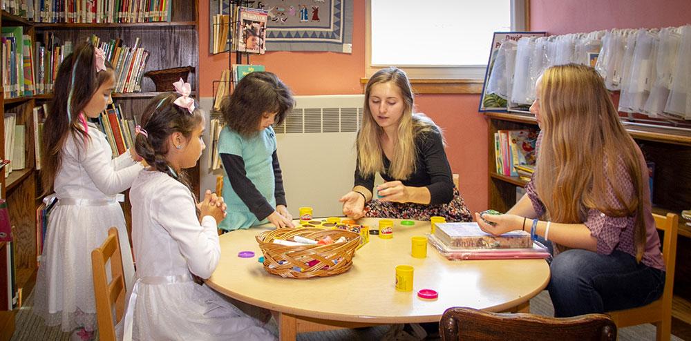 Children's Programs • Grace Lutheran Church