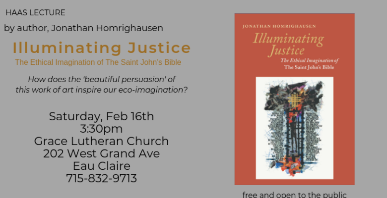 HAAS LECTURE: Illuminating Justice