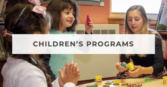Grace Lutheran Church Children's Programs