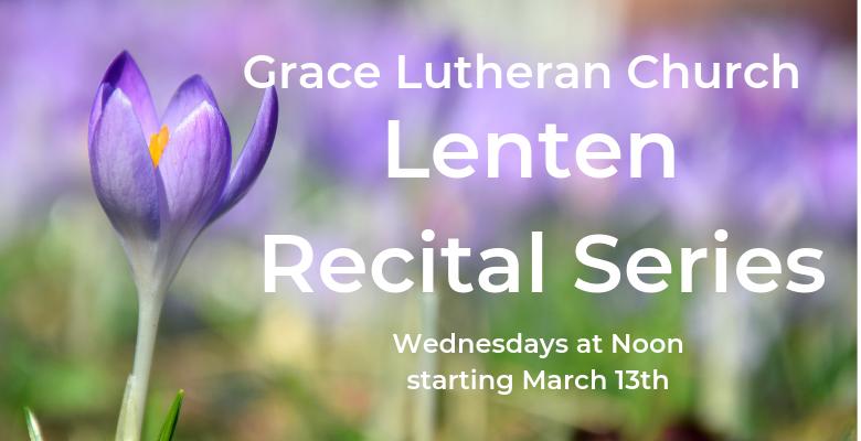 Lenten Recital Series