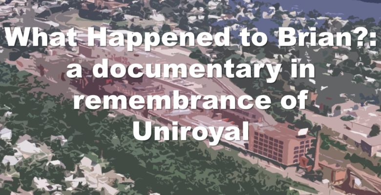 Attend Uniroyal Documentary: Grace in the Community