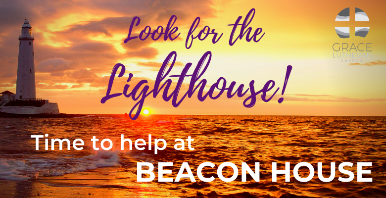 Time to help at Beacon House