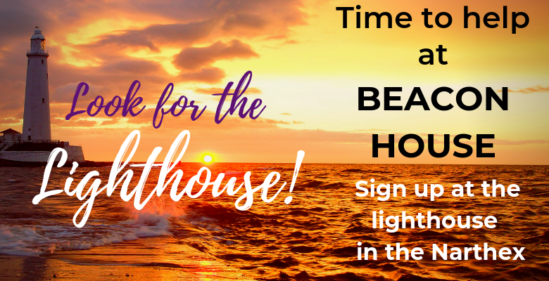 Time to Give – Beacon House