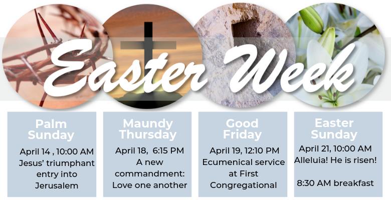 Holy Week for the Whole Family