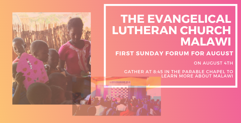 First Sunday Forum: Malawi