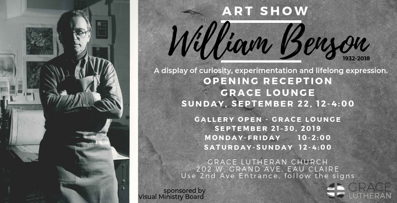 William Benson: A display of curiosity, experimentation and lifelong expression