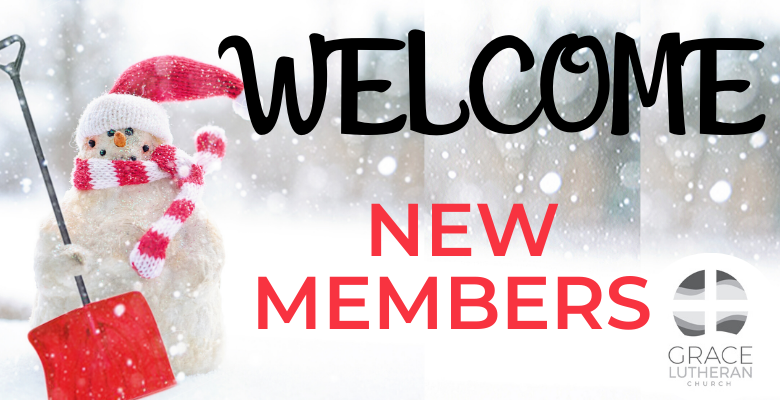Welcome New Members, January 5