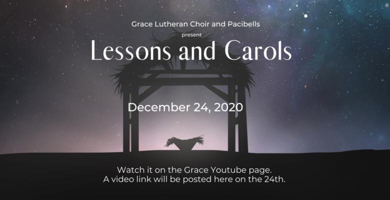 Lessons and Carols 2020