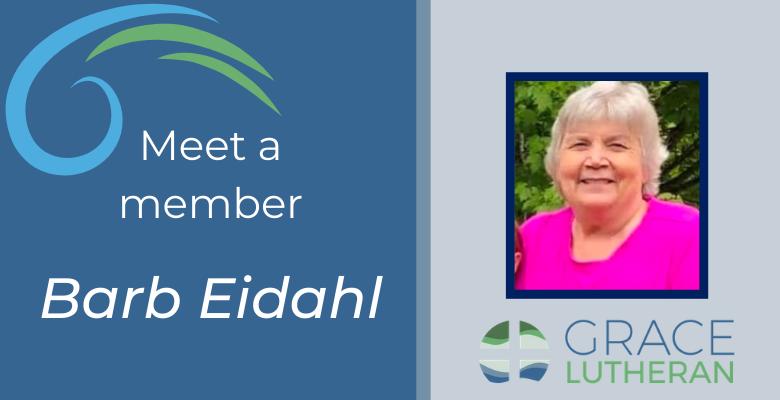 Meet a Member: Barb Eidahl