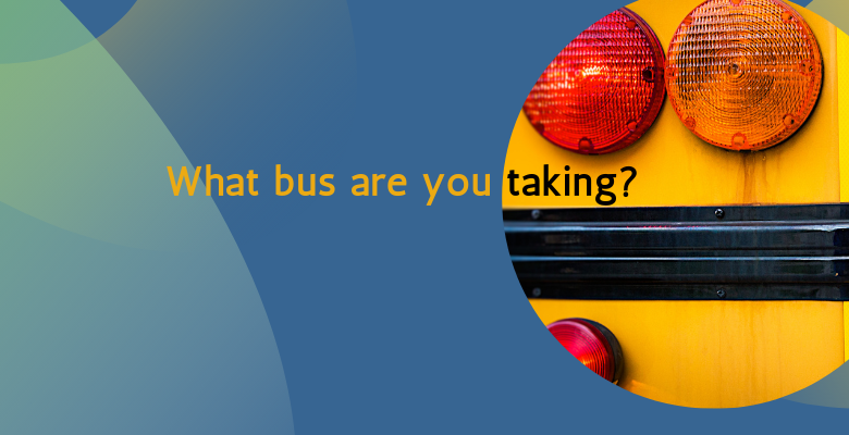 What bus are you taking?